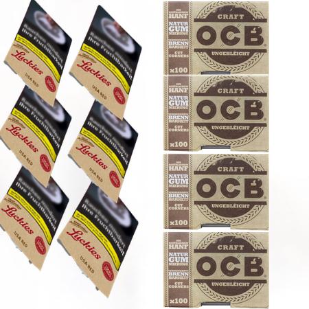 Drehen leichter zusatzstoffe zum tabak ohne Drehtabak