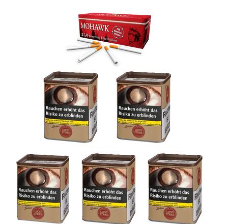 Drehen zusatzstoffe leichter tabak zum ohne Die Top